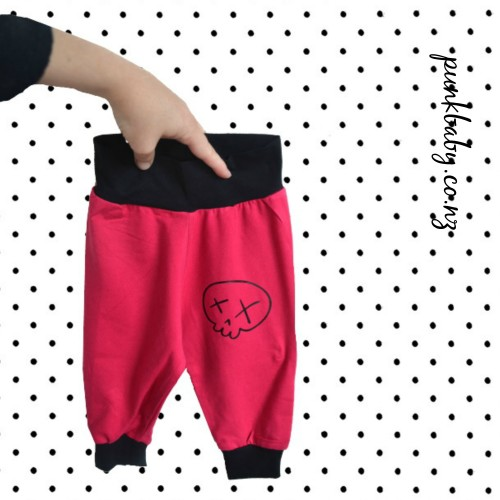 Cute as wee baby pants by Punk Baby