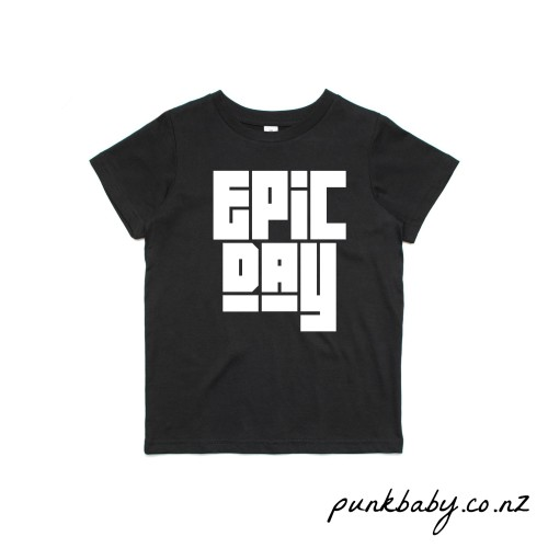 Have an Epic Day with Punk Baby!