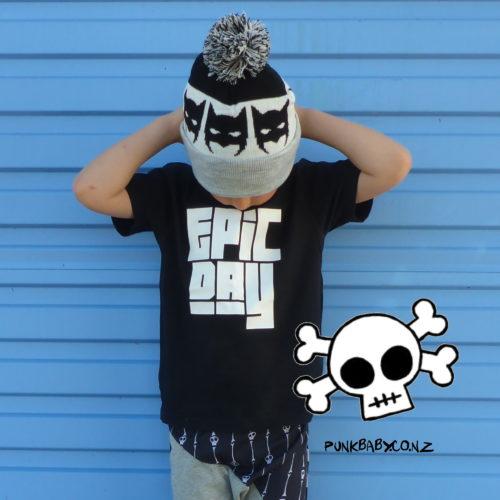Rad Beanie by Punk Baby