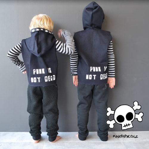 Freakin cool vest by Punk Baby!