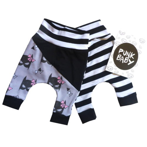 Super Cute Batgirl Pants by Punk Baby