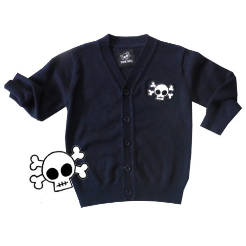 Awesome Skull Cardy by Punk Baby