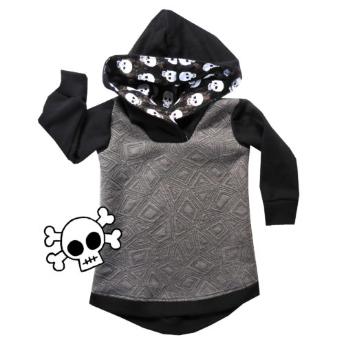 Funky hoodie by Punk Baby