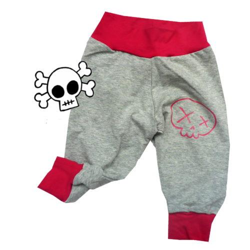 Cute as Skull Pants by Punk Baby