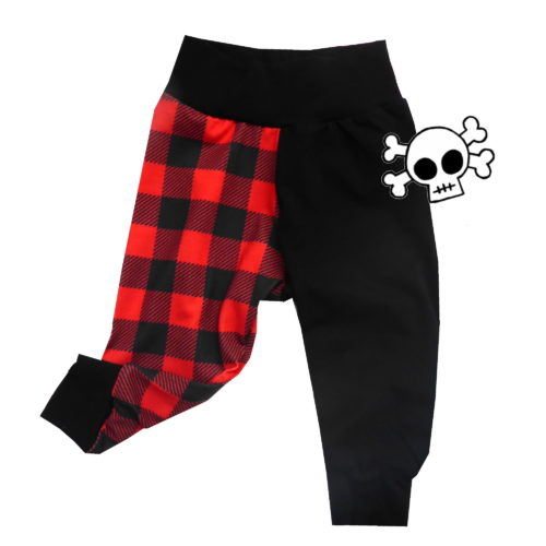Plaid Baby Pants by Punk Baby