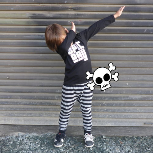 Stripe pants by Punk Baby