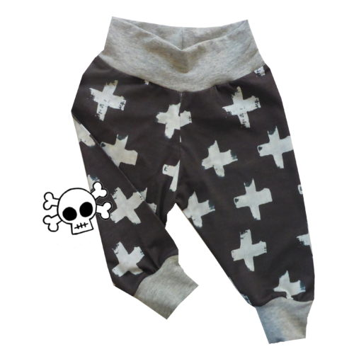 Cross Baby Pants by Punk Baby