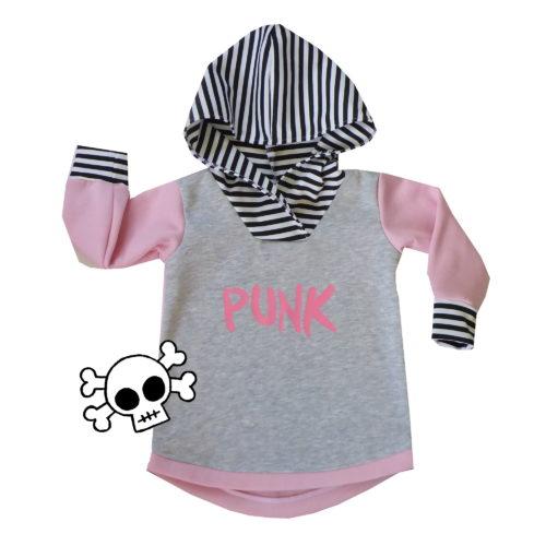 Punk Hoodie by Punk Baby