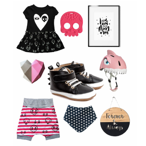 Punk Baby Valentine's Picks