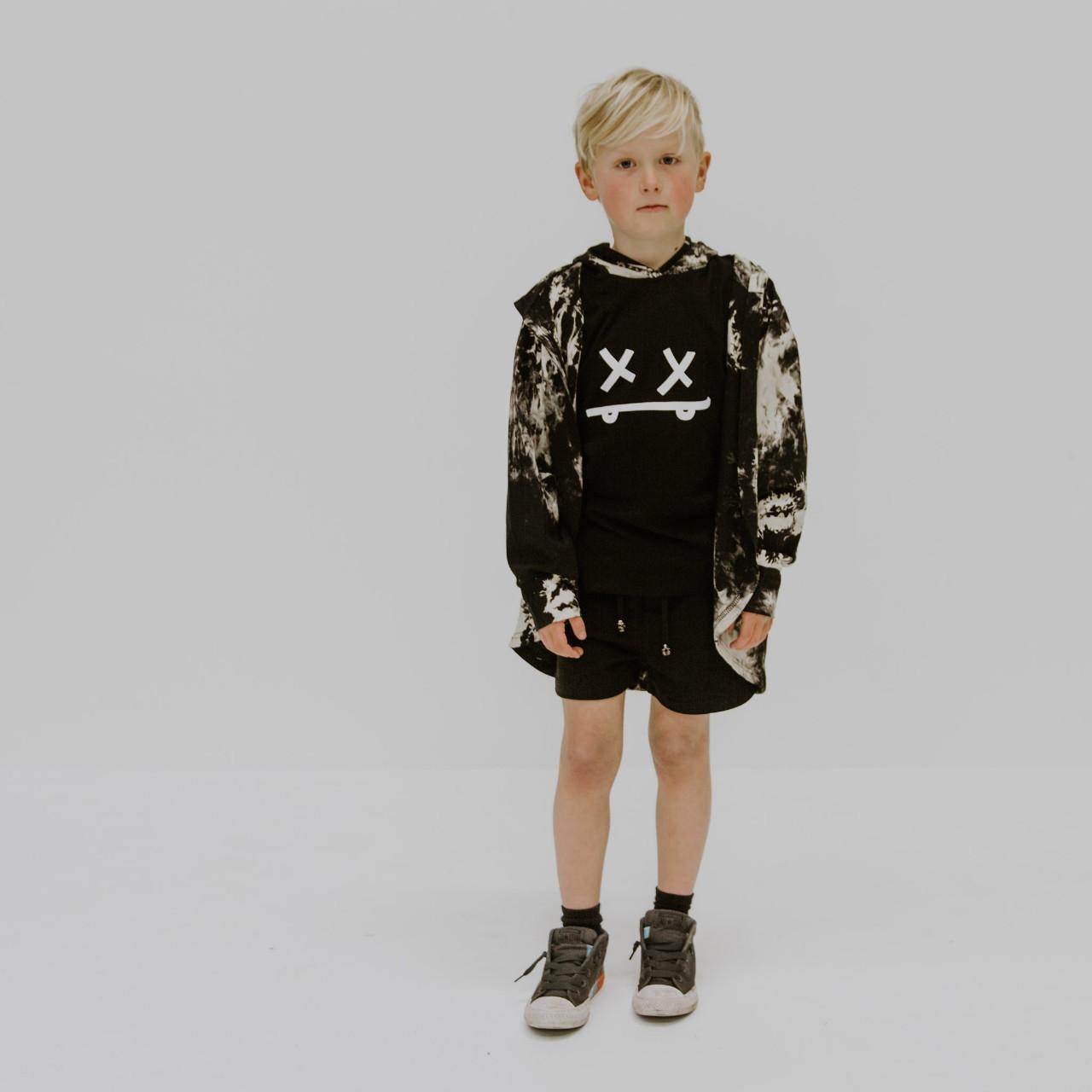 Rad Tye Dye Cardy by Punk Baby