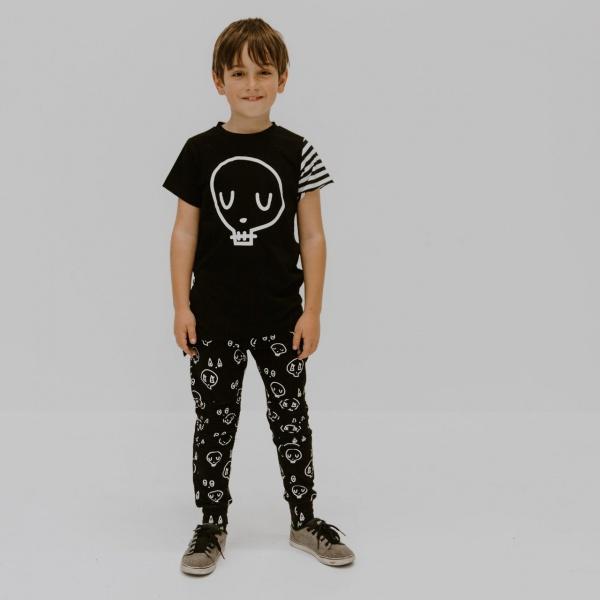 Rad Skull Tee by Punk Baby
