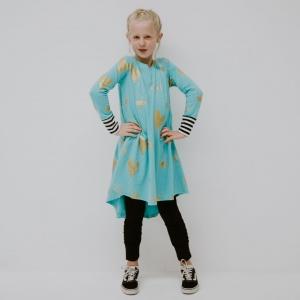 Funky heart dress by Punk Baby