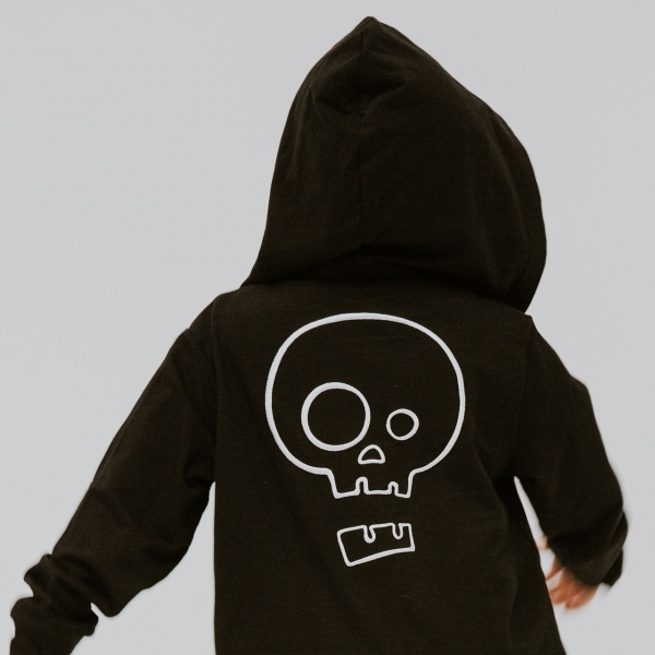 Epic Skull Jacket by Punk Baby!