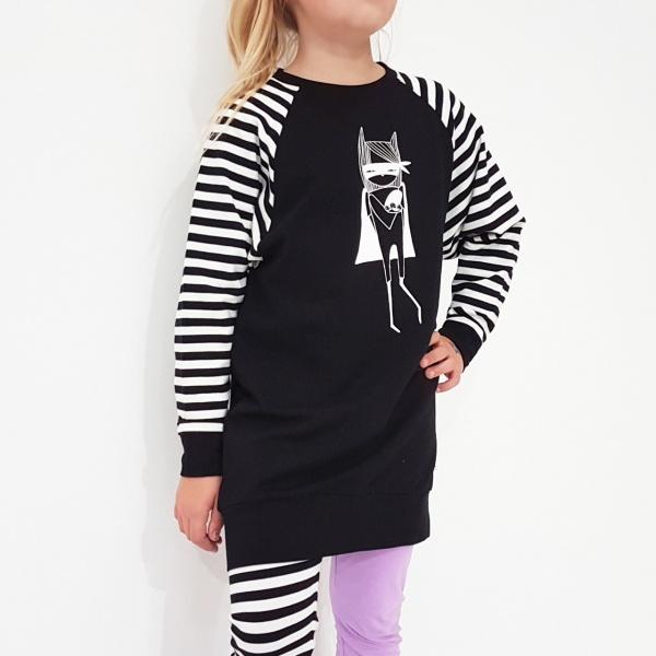 Super Gal Sweater Dress